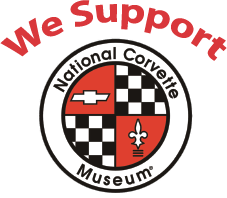 We Support National Corvette Museum