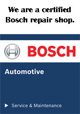 Bosch Automotive Certified